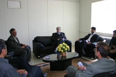 بازديد فرماندار شيراز